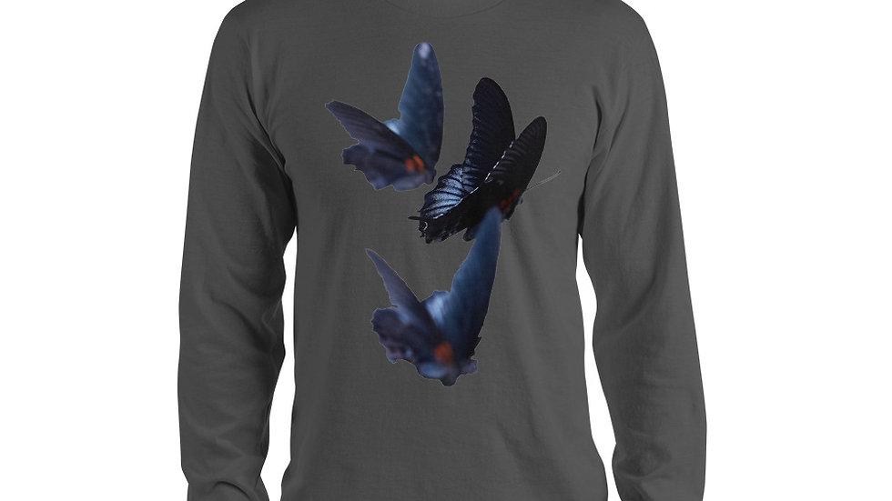 Butterflies - Long sleeve t-shirt
