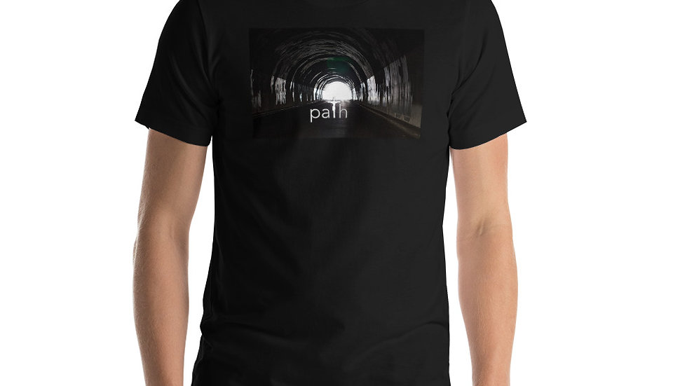 Path - Short-Sleeve Unisex T-Shirt