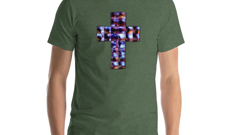 Crucifix - Short-Sleeve Unisex T-Shirt