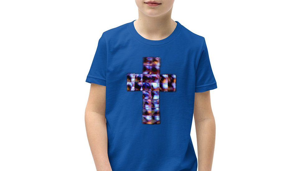Crucifix - Youth Short Sleeve T-Shirt
