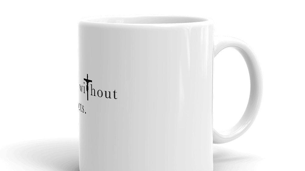 A Savior Without Side Effects - Mug