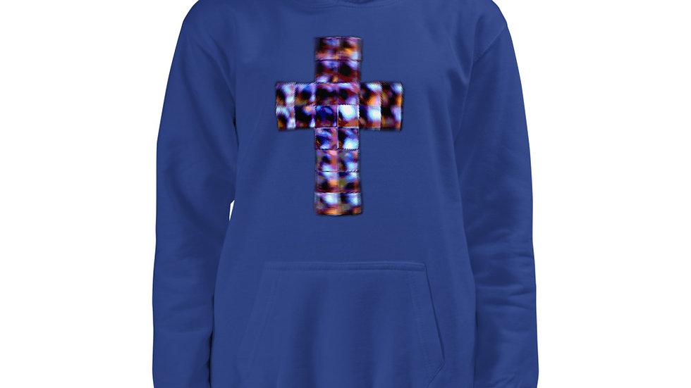 Crucifix - Kids Hoodie