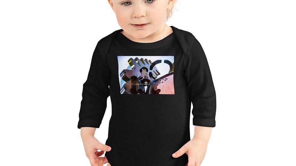 (Un)Complicated - Infant Long Sleeve Bodysuit