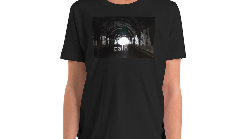 Path - Youth Short Sleeve T-Shirt