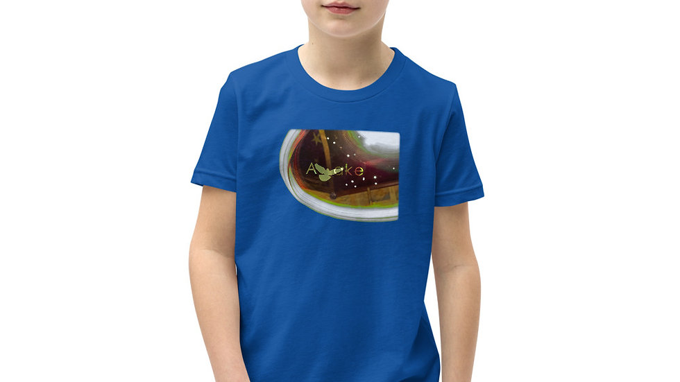 Awake - Youth Short Sleeve T-Shirt