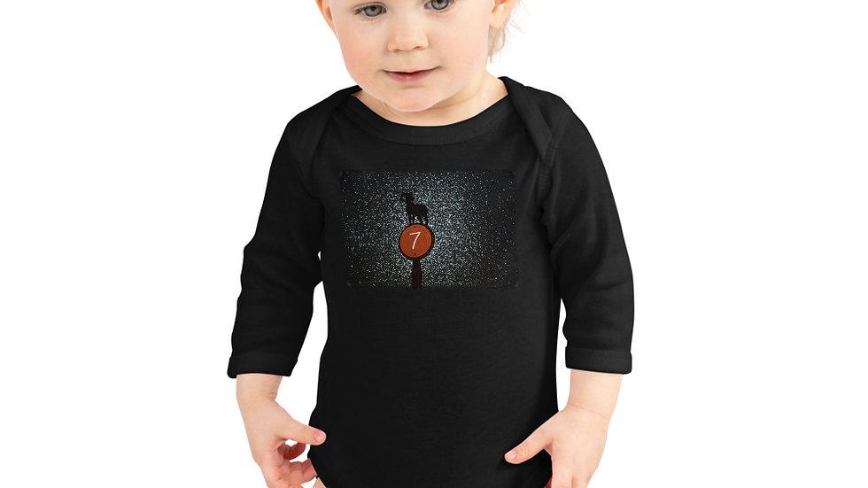 Seven - Infant Long Sleeve Bodysuit