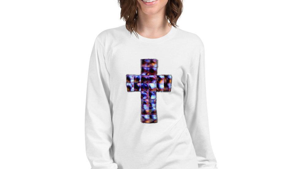 Crucifix - Long sleeve t-shirt