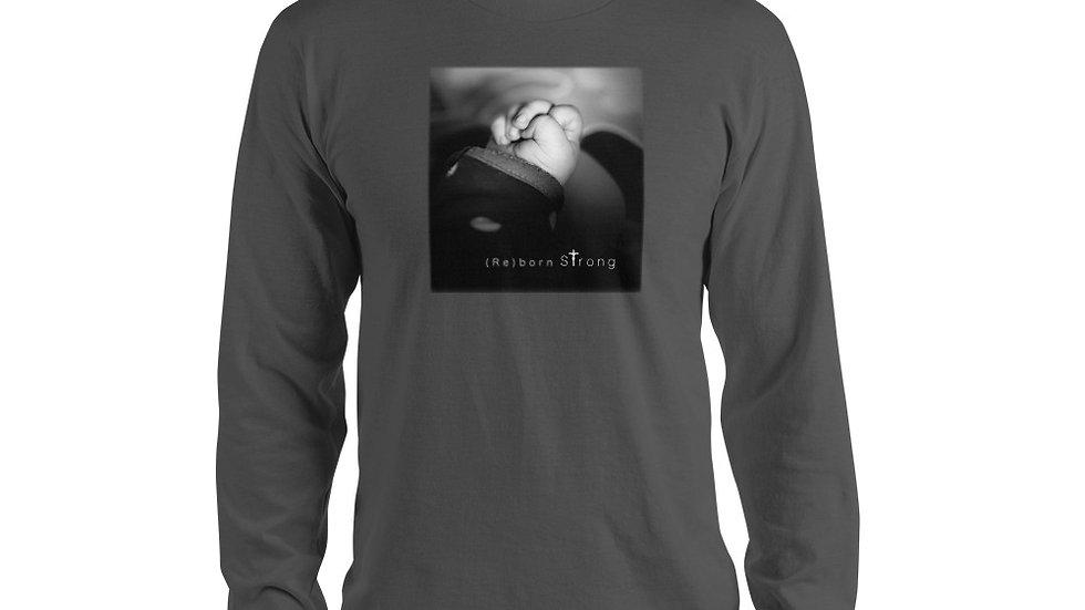 (Re)born - Strong - Long sleeve t-shirt