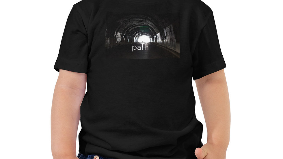 Path - Toddler Short Sleeve Tee