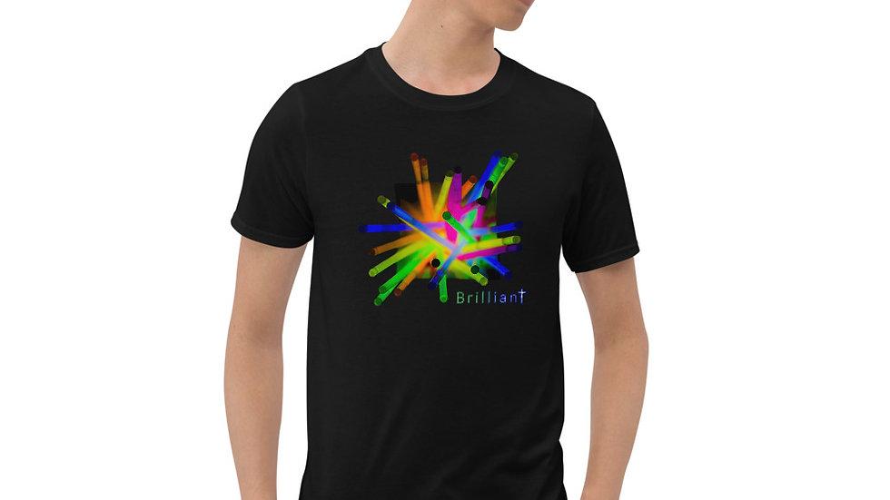 Brilliant - Short-Sleeve Unisex T-Shirt