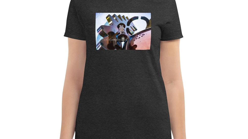 (Un)Complicated - Women's short sleeve t-shirt