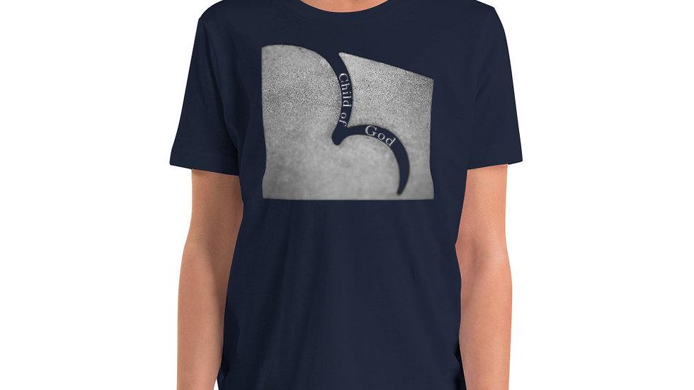 Child of God - Youth Short Sleeve T-Shirt