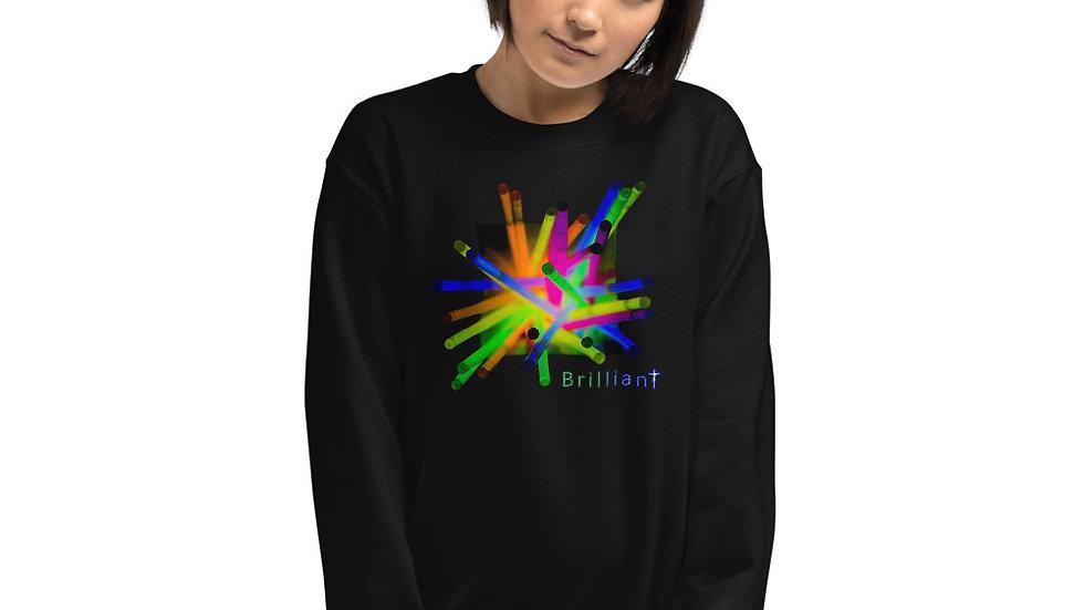 Brilliant - Unisex Sweatshirt