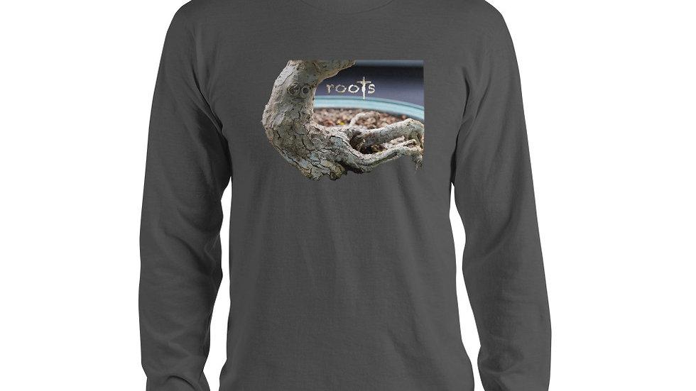 Roots - Long sleeve t-shirt