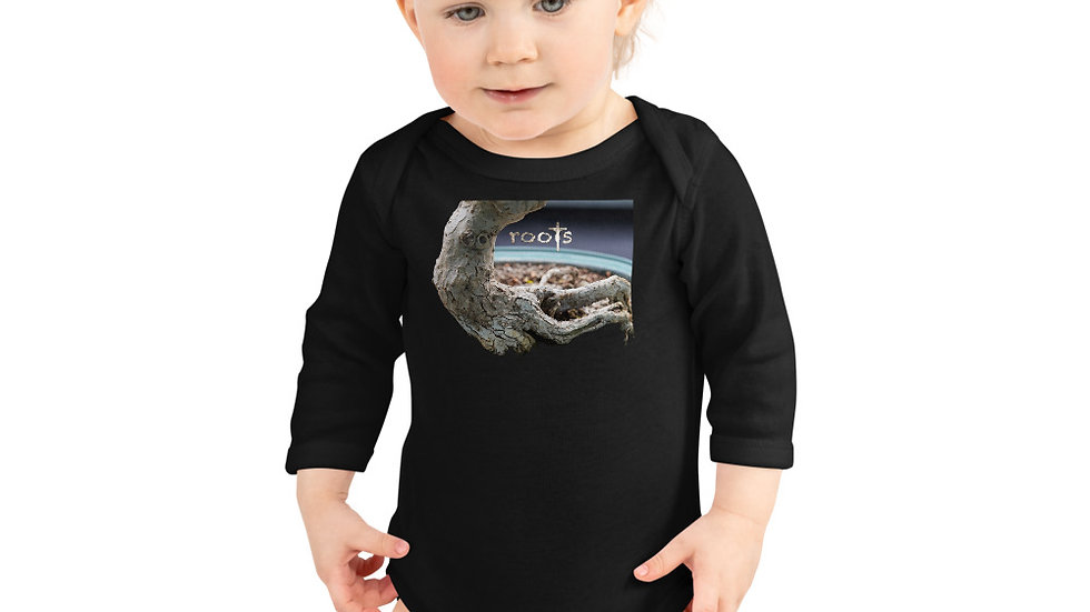 Roots - Infant Long Sleeve Bodysuit