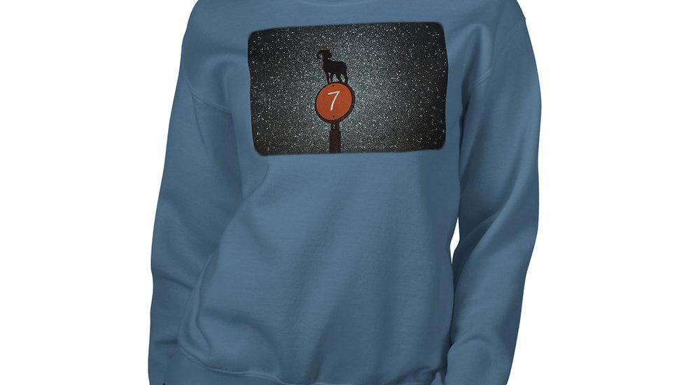 Seven - Unisex Sweatshirt