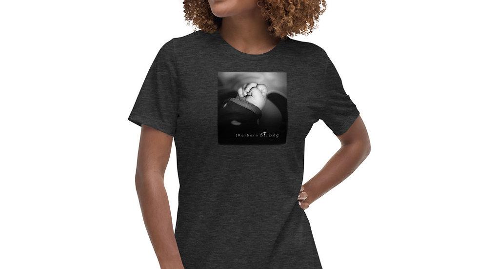 (Re)born - Strong - Women's Relaxed T-Shirt