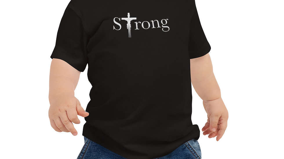 Strong - Baby Jersey Short Sleeve Tee