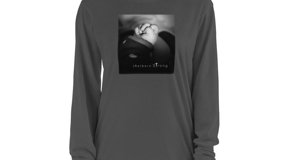 (Re)born Strong - Long sleeve t-shirt