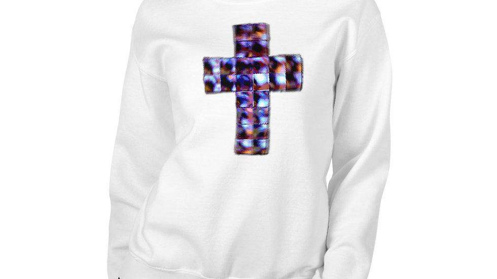 Crucifix - Unisex Sweatshirt