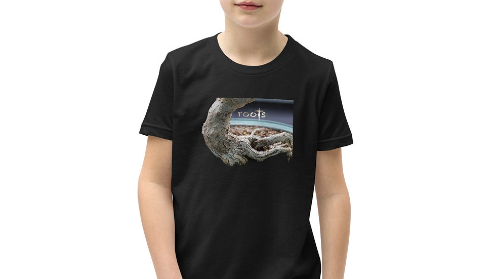 Roots - Youth Short Sleeve T-Shirt