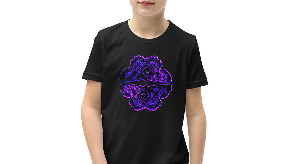 Wings - Youth Short Sleeve T-Shirt