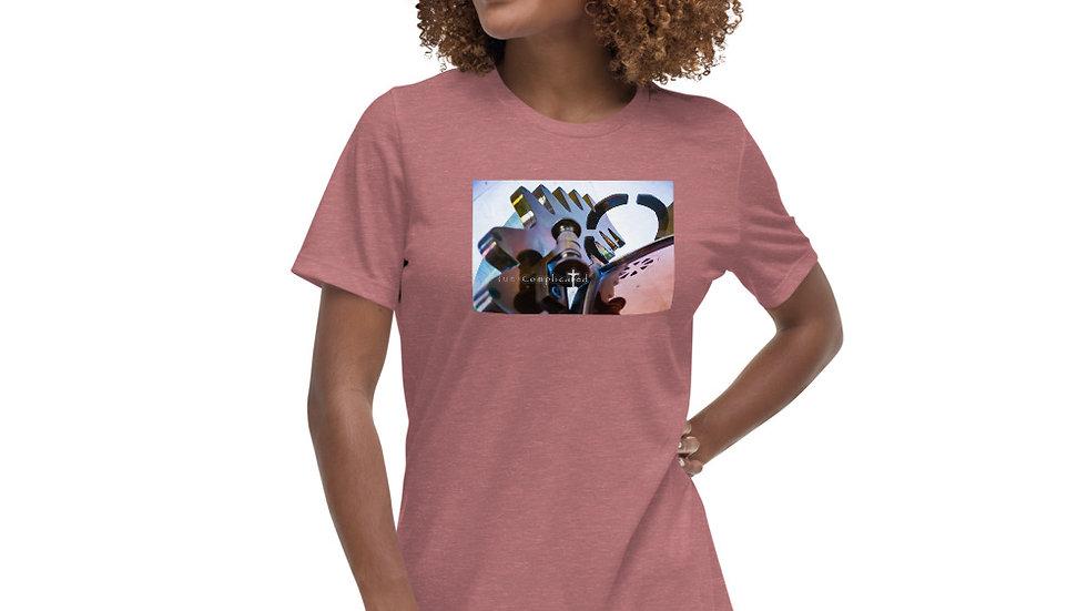 (Un)Complicated - Women's Relaxed T-Shirt