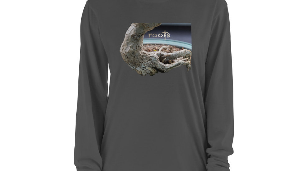 Roots - Long sleeve t-shirt