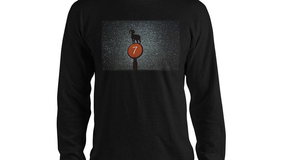 Seven - Long sleeve t-shirt