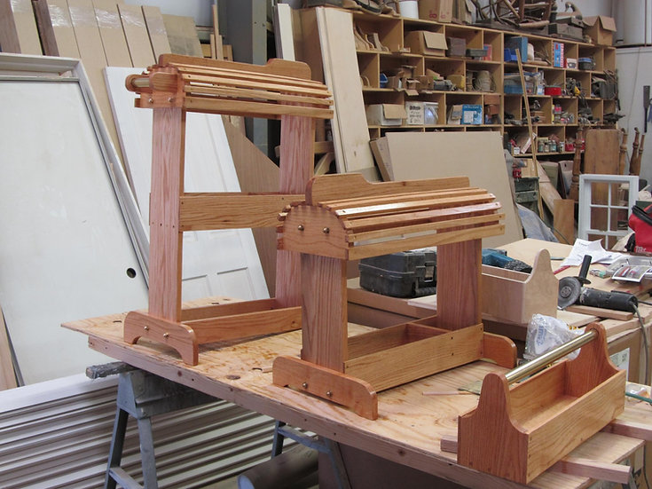 Saddle Tote or Saddle Stand