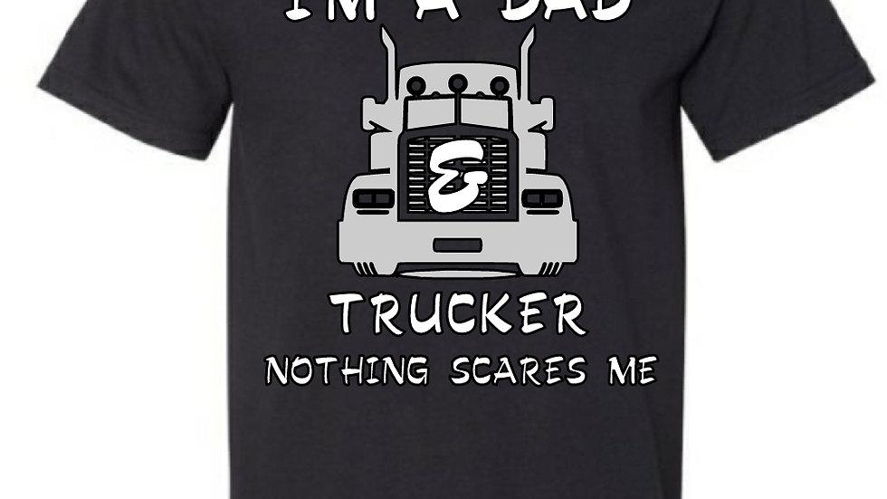 Dad & Trucker tshirt