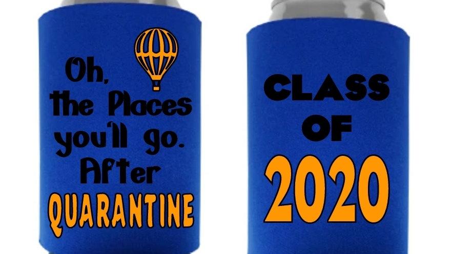 Class of 2020 koozie