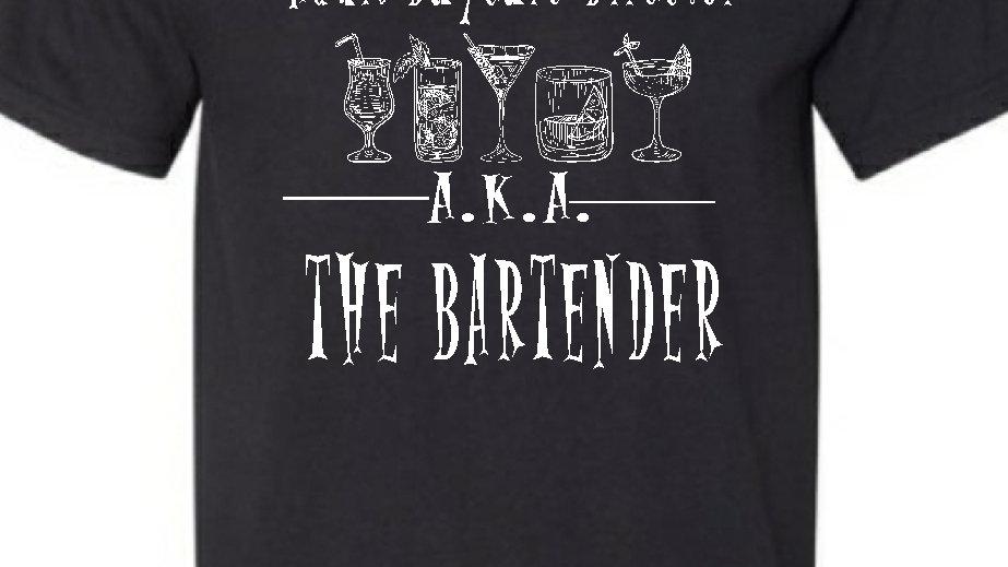 Bartender T shirt