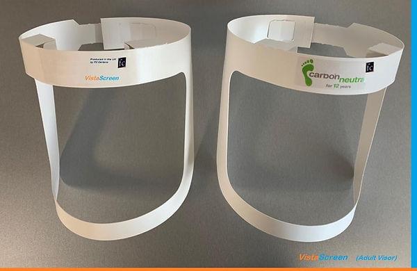 MediPac VistaScreen sustainable adjustab