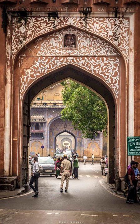 Old town - Jaipur