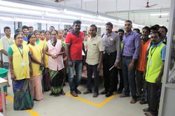 Team VTN at Factory 1