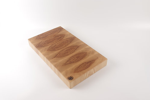 End Grain Ash Board