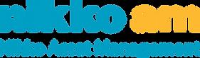 Logomark + Logotype - Blue and Yellow [C