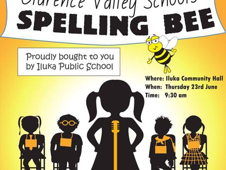 2016 Clarence Valley Schools' Spelling Bee