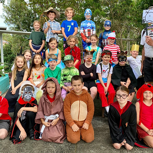 BOOK WEEK PARADE 2020