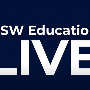 Tune in at 8.45am to NSW Education LIVE