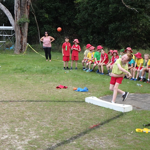 Athletics Carnival 2018