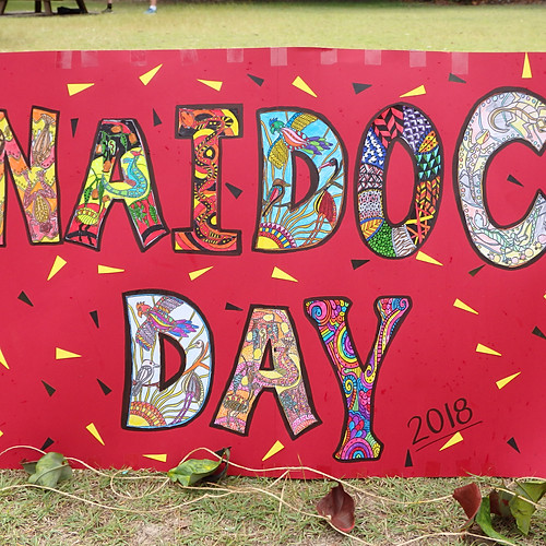 NAIDOC DAY 2018 at SHARK BAY