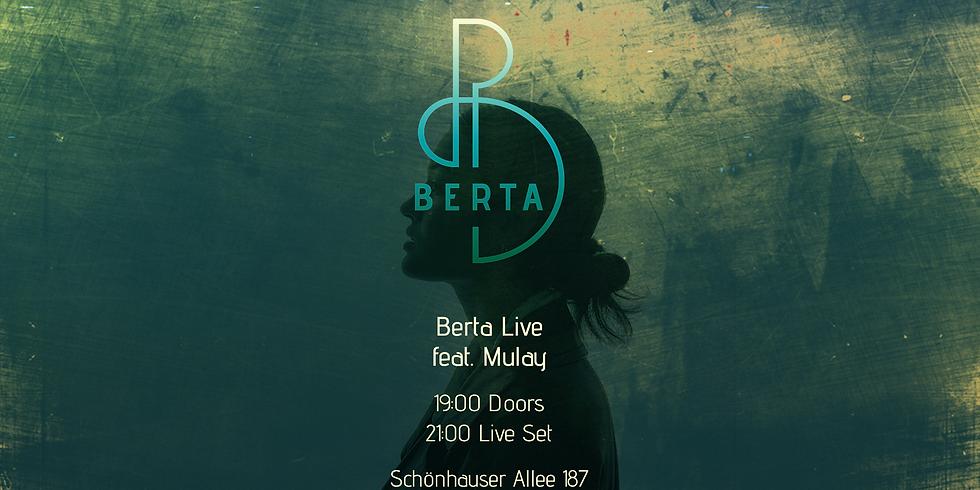 Berta Live