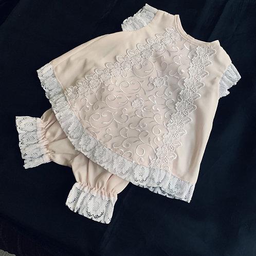 Dress and Pants Set