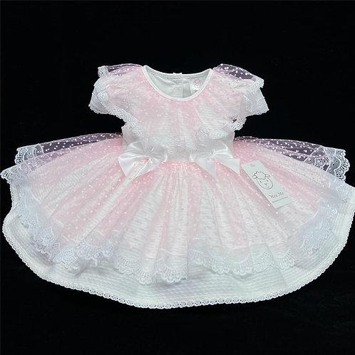 Beautiful Pink Fancy Dress
