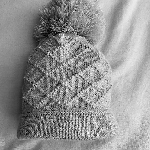 Pom Pom (Hopscotch) Hat