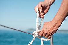 Segeln Seil