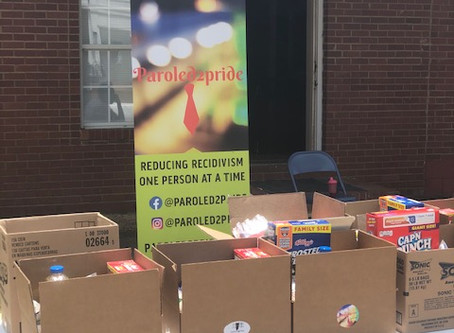 Paroled2Pride Hosts Community Care Package Giveaway