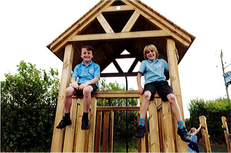 New Playgound - Jack and Oliver
